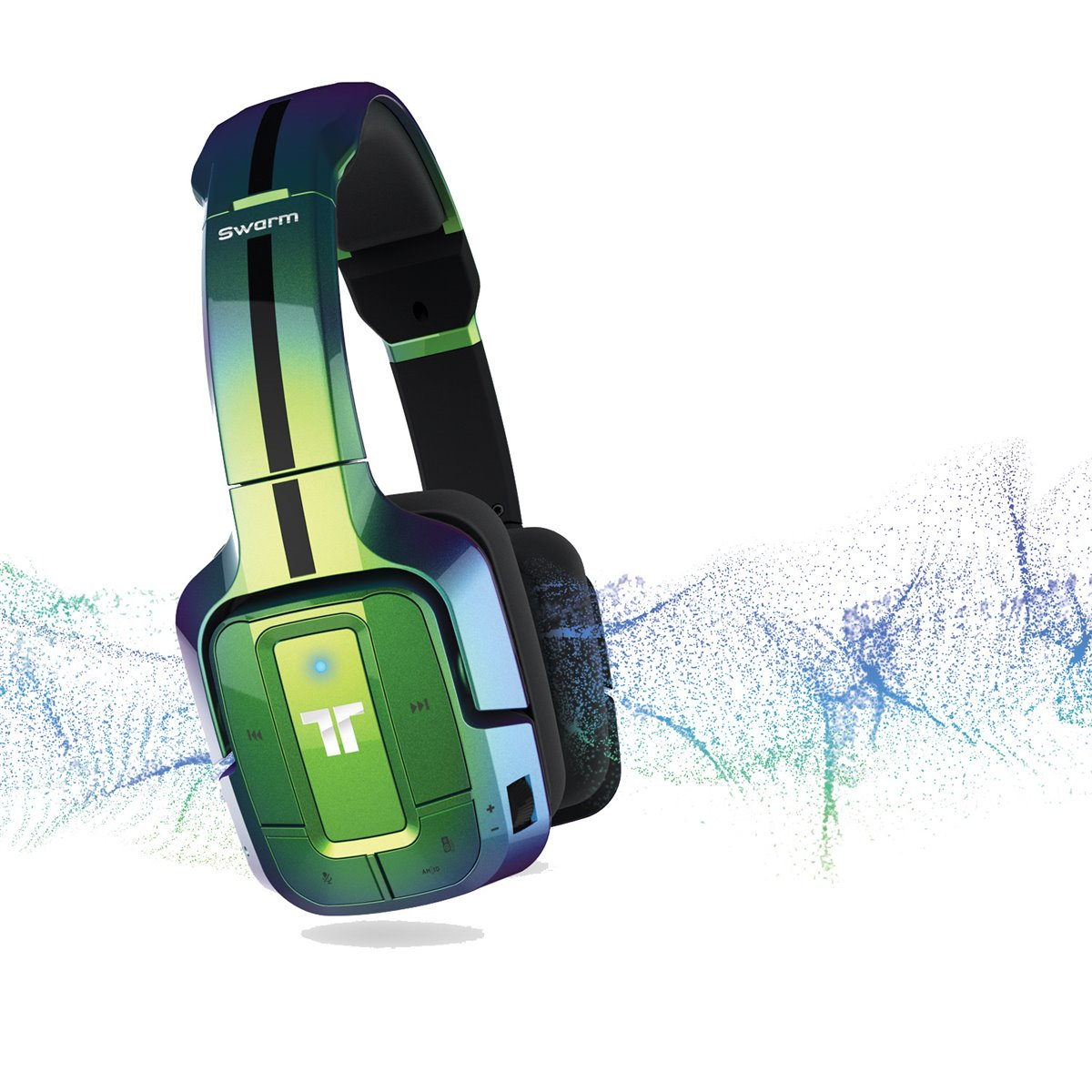 Android earbuds sony - Tritton Swarm - headset Overview